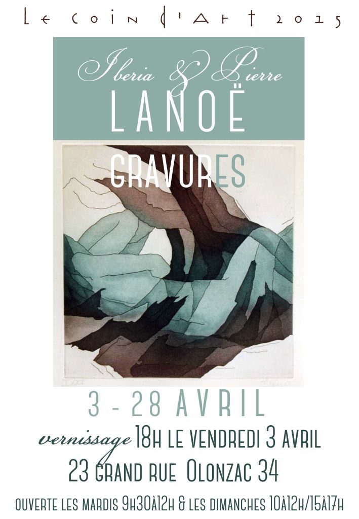 affiche lanoe