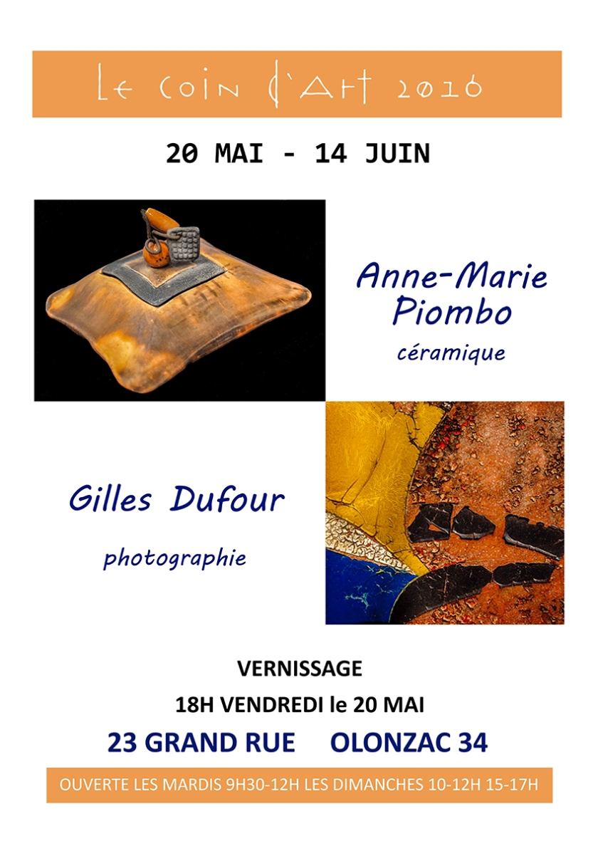Gilles Dufour-AnneMarie Piombo